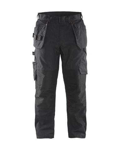 An image of the Blaklader Service Stretch Trousers 1496