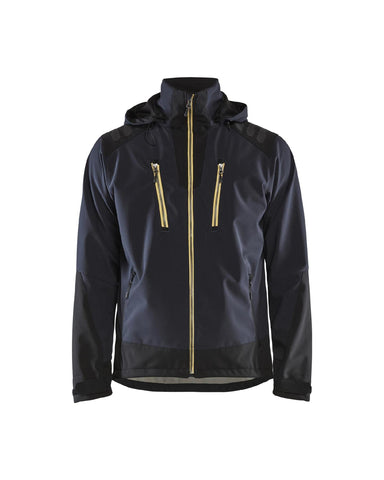 An image of the Blaklader Softshell Waterproof Jacket 4749