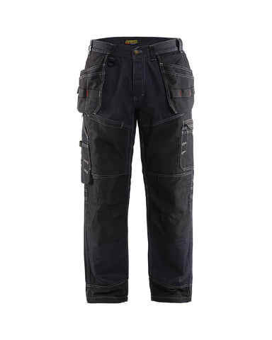 An image of the Blaklader X1500 Workwear Trousers 1500