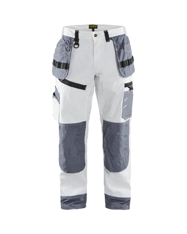 An image of the Blaklader X1500 Painters Trousers 1510