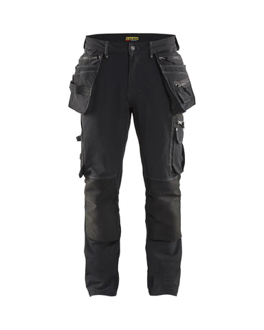 An image of the Blaklader X1900 Stretch Trousers 1998