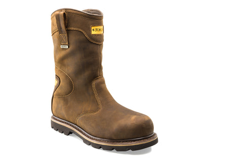 An image of the Buckler Boots B701SMWP Wellington Boots