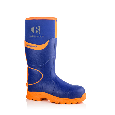 An image of the Buckler Boots BBZ8000BLOR Wellington Boots