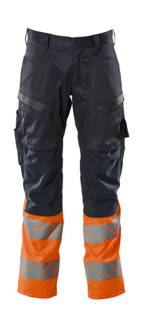 Mascot Accelerate Safe Hi Vis Trousers Mascot Hi Vis and Safety Review