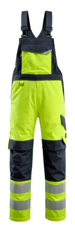 Mascot Hi Vis Bib and Brace Overall Davos Mascot Hi Vis and Safety Review