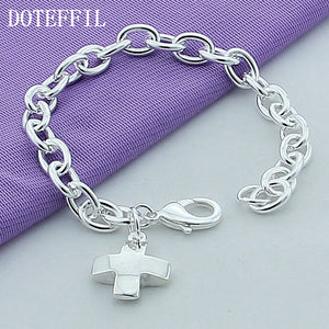 Fashion Cross Bracelet