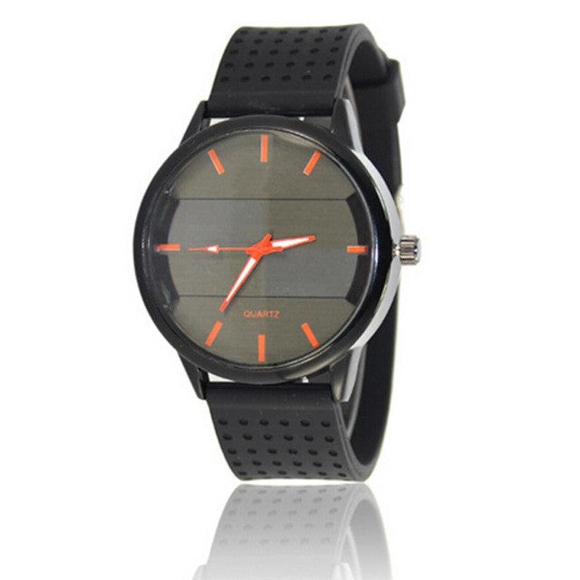 Mens Luxury Quartz Sport Military Stainless Steel Watches
