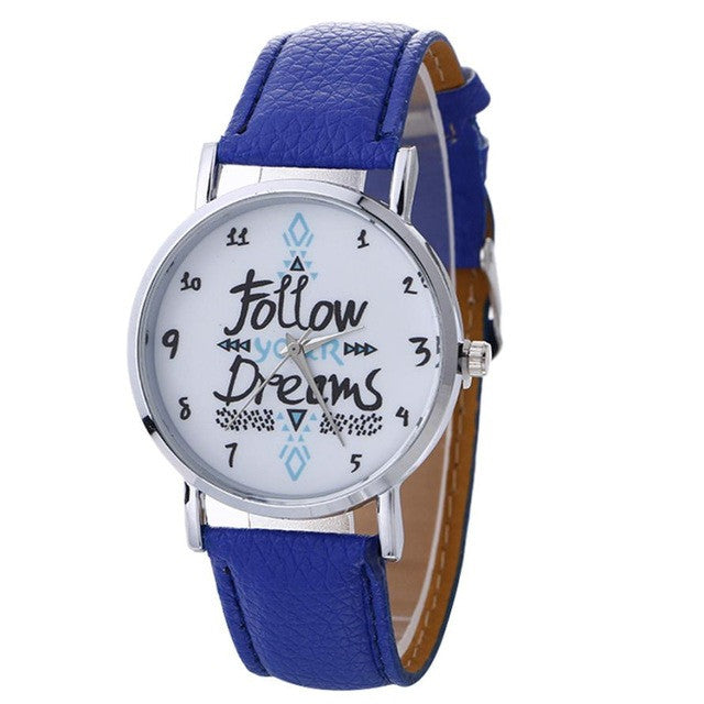 New Design Fashion Ladies Quartz Wrist Watch