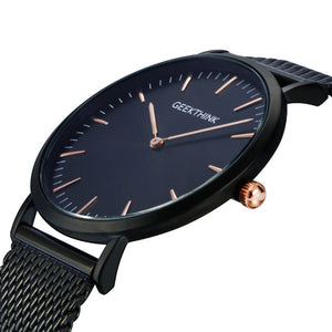 GEEKTHINK Top Luxury Brand Quartz Watches