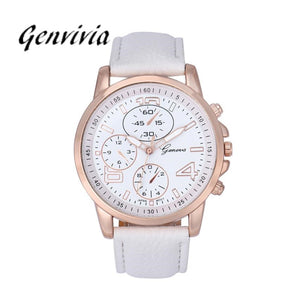 Women 10 Colors Genvivia GN Watches