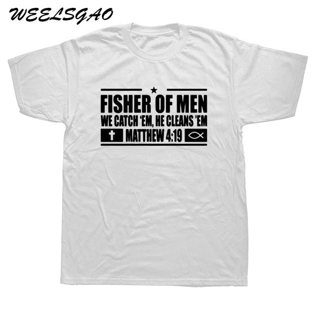 New Fisher Of Men Christian Shirt