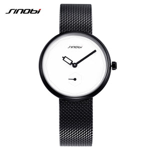 SINOBI Luxury Brand Women Wrist Watches
