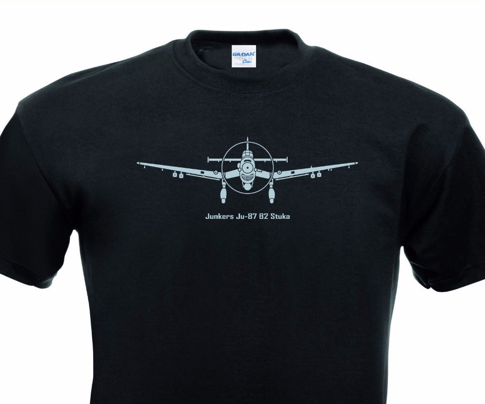T Shirts Junkers Ju 87 Stuka Germany Deutschland christian Tee Shirt