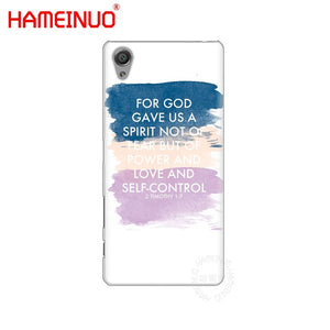 Cover phone Case for sony xperia