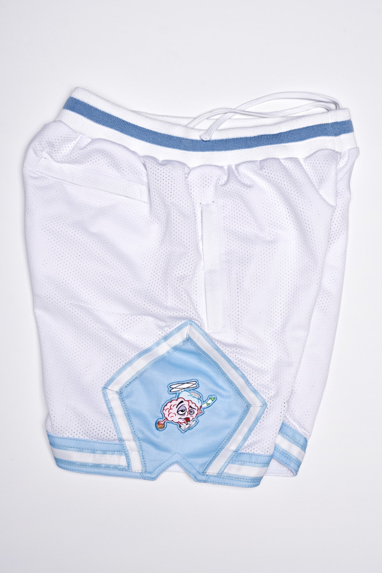 DREAM WORKZ SHORTS - WHITE
