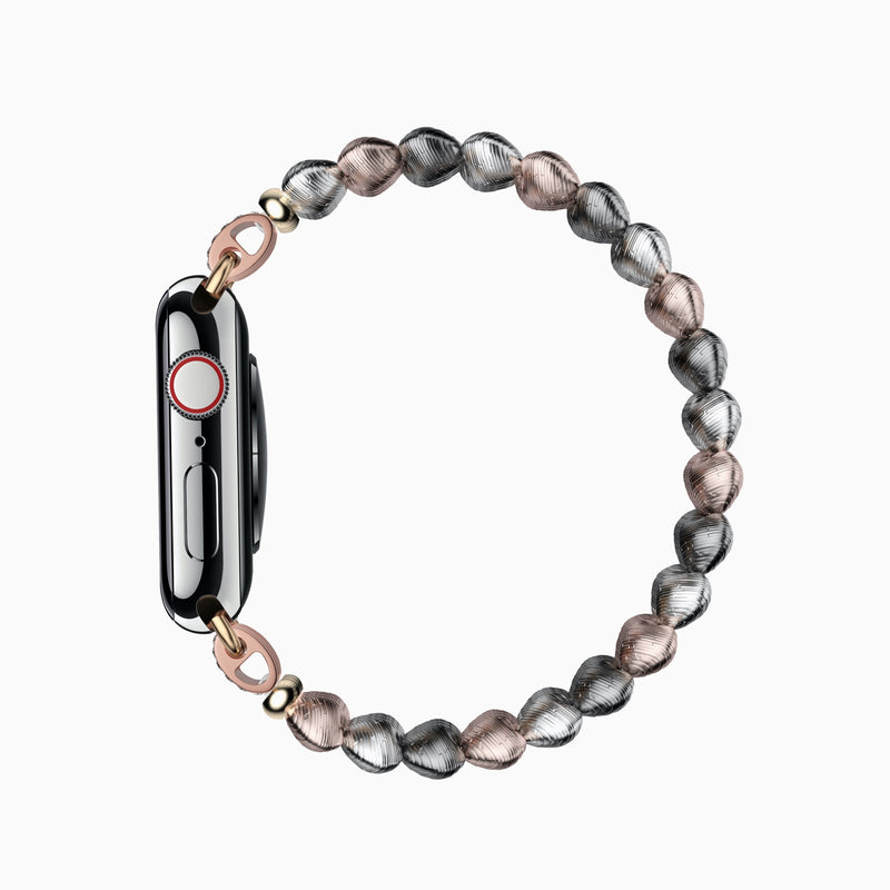 Bling Heart Bracelet Loop for Apple Watch