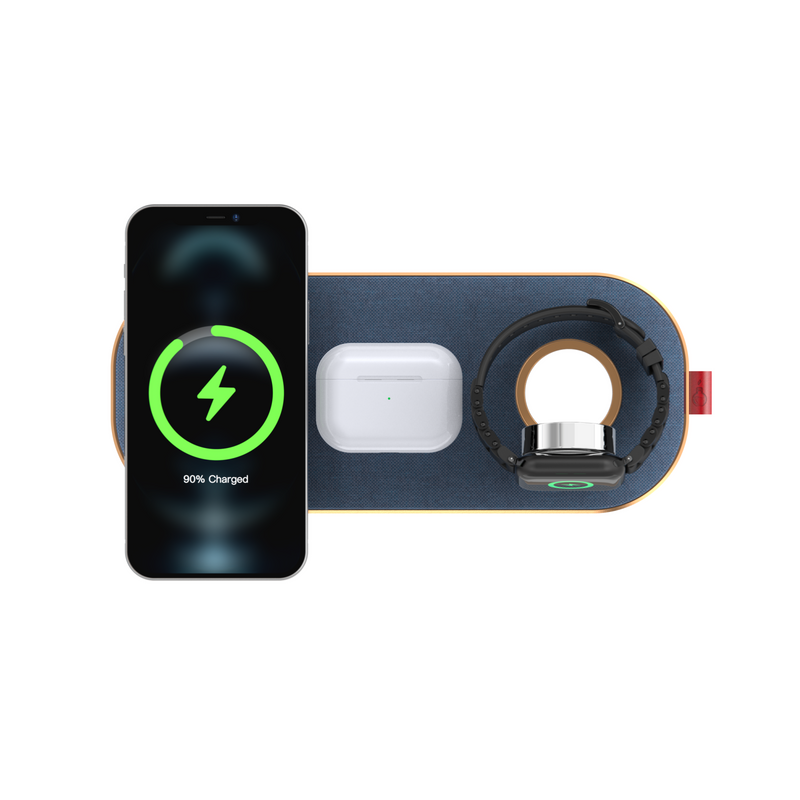 SliceCharge Pro 6-Coil Wireless Charging Mat(Upgraded version)