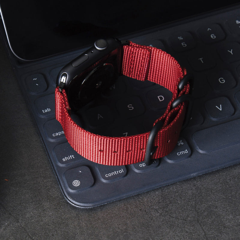 Woven Nylon Strap for Apple Watch