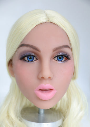 Replaceable Sex Doll Head