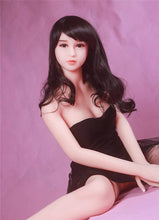 Load image into Gallery viewer, 158CM Agreeable Beauty Christine Metal Skeleton Silicone Doll