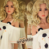 156CM Alluring Beauty Giselle Golden Love For Men Realistic Doll