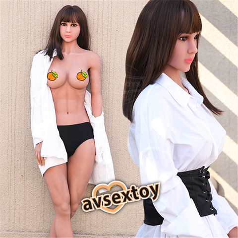 170CM Alluring Curvey Figure Beauty Grace Exceedingly Agreeable For Men Silicone Doll