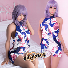Load image into Gallery viewer, 157CM Fashion Party Night Dress Beauty Eleanore Silicone Doll For Male Toy