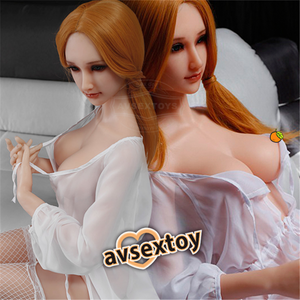 165CM Alluring Transparent Dress Girl Candice Silicone Doll