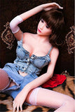 158CM Attractive Girl Edwina Lifelike Love For Men
