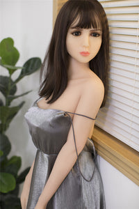158CM Beauty Margie Lifelike Silicone Doll