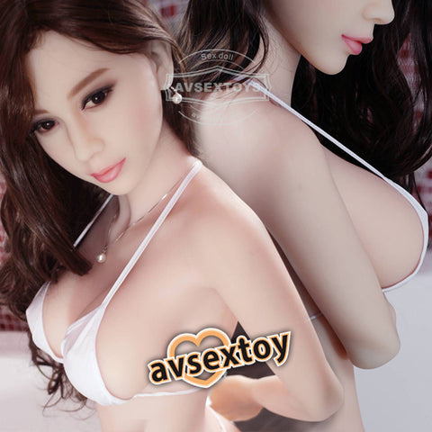 161CM Body Vagina Lifelike Sexy Love Toy