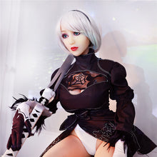 Load image into Gallery viewer, 158CM Charming Asian Beauty Cici Big Breast For Male Love Silicone Doll0
