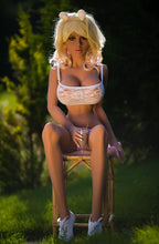 Load image into Gallery viewer, Sharon: 158cm 5ft2 C Cup Blonde Cheap Sex Doll