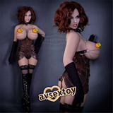 170CM Exceedingly Alluring Woman Gladys For Male Love Doll