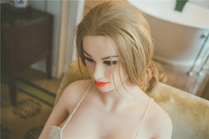 165CM Fantastic Body Woman Doreen Daring Love For Men Silicone Doll