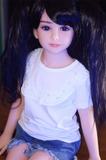 110CM Goodly Fairness Girl Chloe For Male Love Silicone Doll