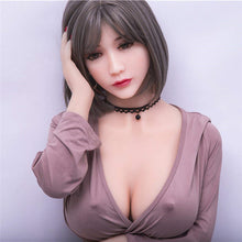Load image into Gallery viewer, 158CM Goog-looking Girl Blanche Fscinating Men Love Lifelike Silicone Doll