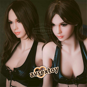 158CM Graceful Chesty Blanche Realistic Silicone Doll