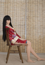 Load image into Gallery viewer, 158CM Happiness-maker Alisa Real Love Silicone Doll