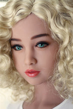 Load image into Gallery viewer, 156CM Happiness-maker Ludmila In Golden Hair Nature For Men Toy