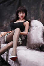Load image into Gallery viewer, 165CM Huge Chesty Curvy Figure Girl Janice Silicone Doll For Male Toy