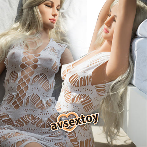 158cm Innocent Girl Aida Silicone Doll Sex Silicone Doll