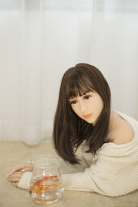 158CM Innocent Member Girl Cora Fairness Silicone Doll