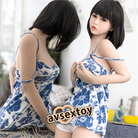 145CM Matal Skeleton Selina Silicone Doll