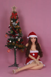 145CM Merry Chirstmas Aileen Yearning of Love For Men Realistic Doll