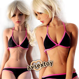 145CM Metal Skeleton Beauty Audrey Love Doll