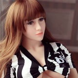 158CM Modern Fashion Woman Daisy Realistic Silicon Doll