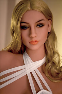 162CM Princess Jacqueline In Want Of Men Love Realistic Silicone Doll