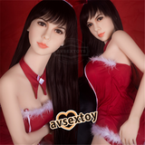 163CM Red-hot Dress Beauty Zora Waiting For Men Love Realistic Silicone Doll