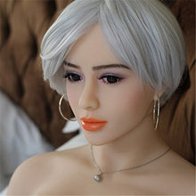 Load image into Gallery viewer, 158CM Sexual Short-hair Girl Candice Elaborating Lifelike Silicone Doll